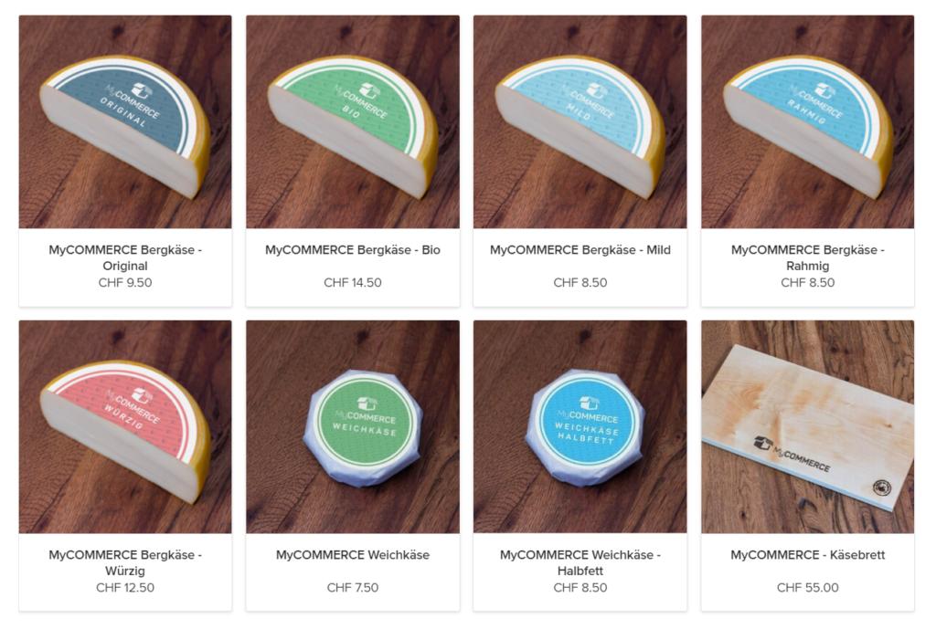 Ohne Webseite zum eigenen Online Shop - Katalog