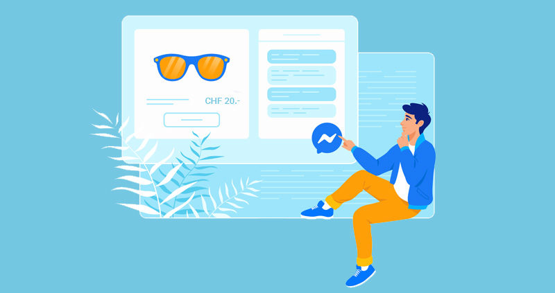 MyCOMMERCE Facebook Messenger Live Chat