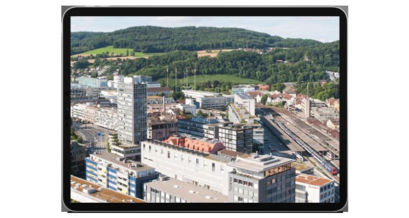 Die Stadt Baden unterstützt ihre KMU in der Krise! Für einen schnellen und einfach Start in den Online-Handel empfiehlt sie MyCOMMERCE.